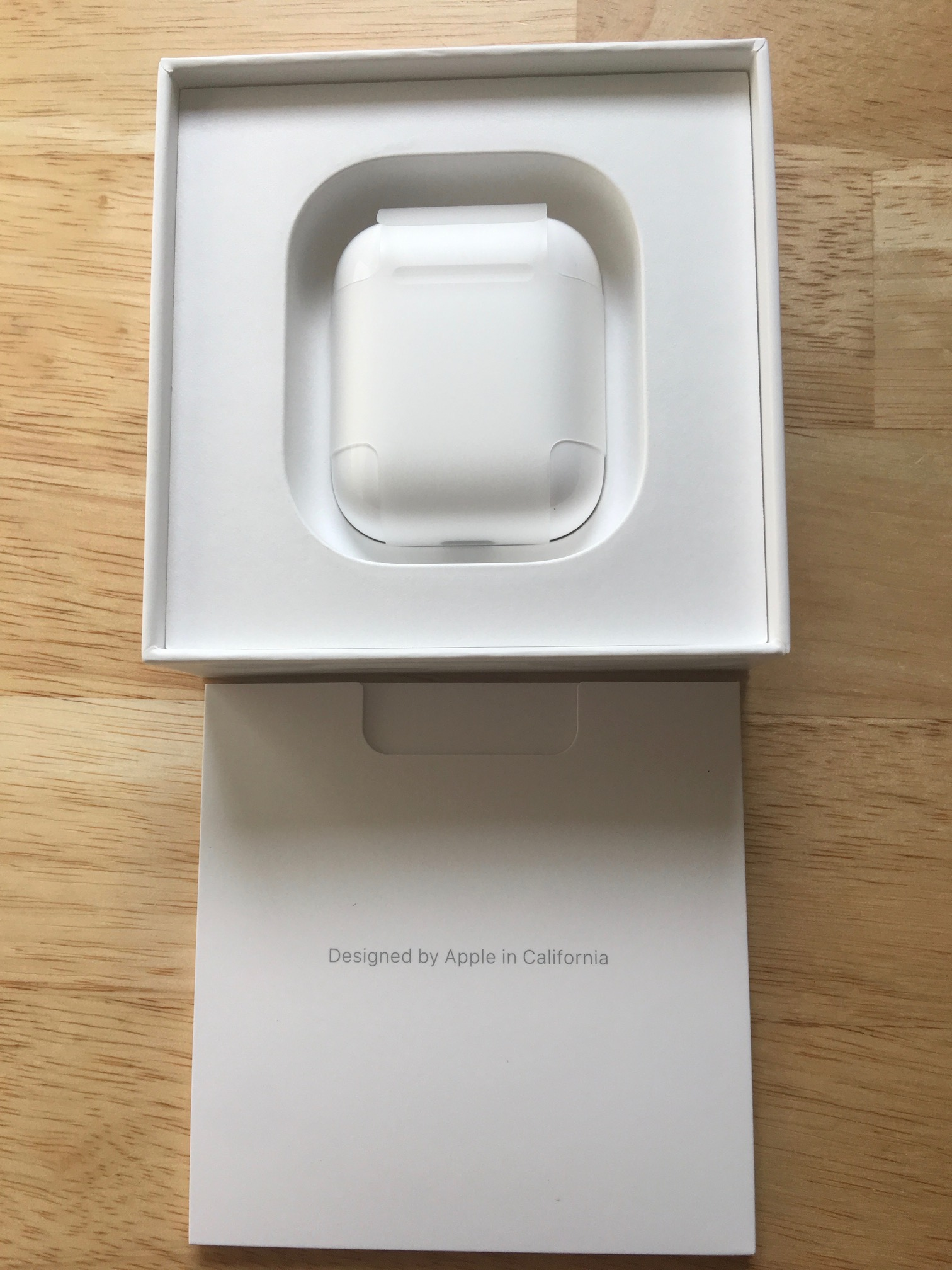 Airpods Unboxing 8 February 2017