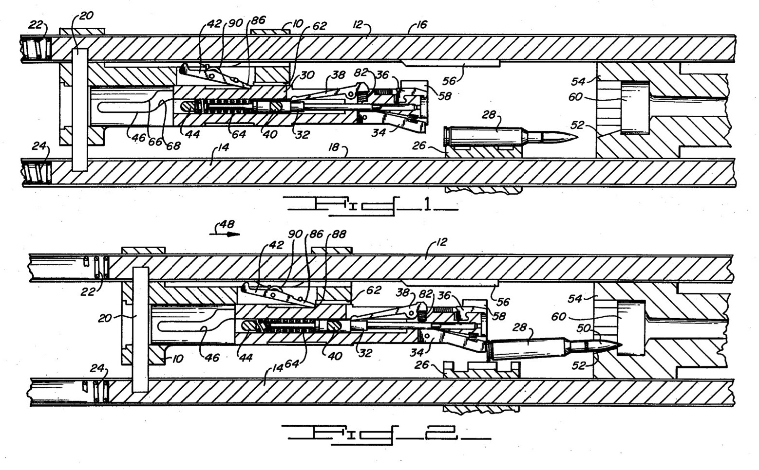 28 Bolt Carrier Group Diagram