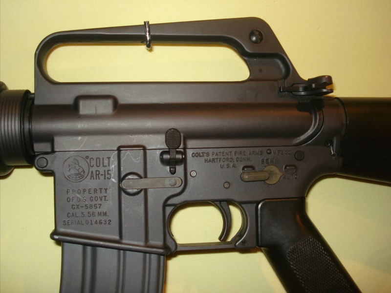Colt AR15 and M16 Serial Numbers, 1960-1972 | WeaponsMan